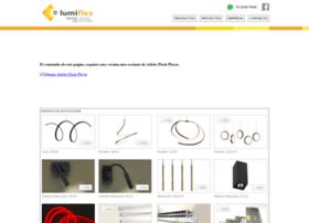Lumiflex.com.ar thumbnail