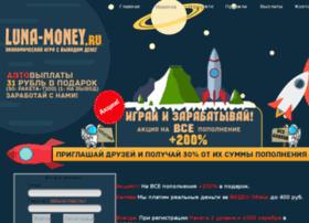 Luna-money.ru thumbnail