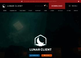 Lunarclient.com thumbnail