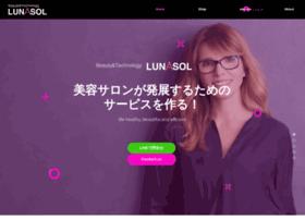 Lunasol.co.jp thumbnail