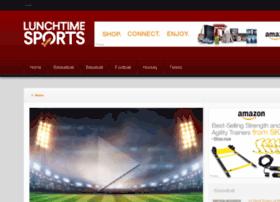 Lunchtimesports.net thumbnail