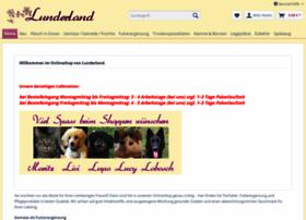 Lunderland-tierfuttershop.de thumbnail