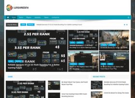 Lungarizona.org thumbnail