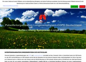Lungenemphysem-copd.de thumbnail