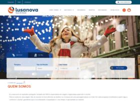 Lusanova.pt thumbnail