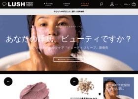 Lush.co.jp thumbnail
