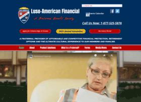 Luso-american.org thumbnail