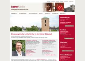 Lutherkirche-koeln.de thumbnail