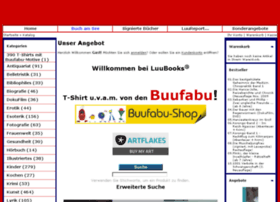 Luubooks.de thumbnail