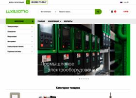 Luxelectro.com.ua thumbnail