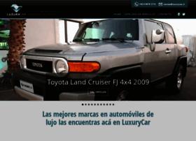 Luxurycar.cl thumbnail