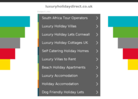 Luxuryholidaydirect.co.uk thumbnail