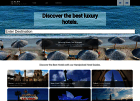 Luxuryhotelsguides.com thumbnail