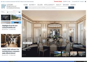 Luxuryportfolio.es thumbnail
