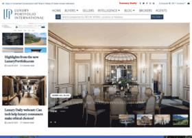 Luxuryportfolio.fr thumbnail