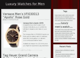 Luxurywatchesformen.org thumbnail
