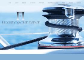Luxuryyachtevent.com thumbnail