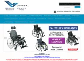 Lv-medical.fr thumbnail
