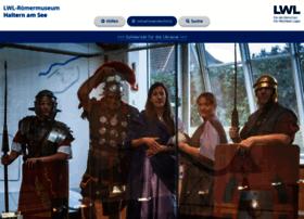 Lwl-roemermuseum-haltern.de thumbnail