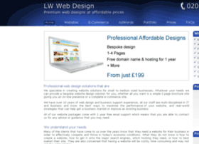Lwwebdesign.co.uk thumbnail