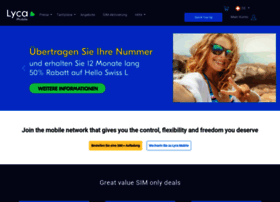 Lycamobile.ch thumbnail