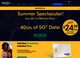 Lycamobile.us thumbnail