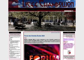 Lycee-champollion.fr thumbnail