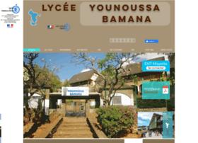 Lyceebamana.org thumbnail