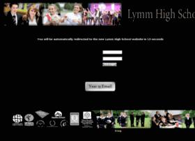 Lymmhs.co.uk thumbnail