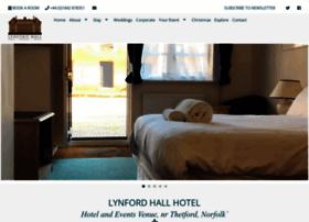 Lynfordhallhotel.co.uk thumbnail