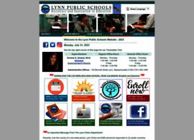Lynnschools.org thumbnail