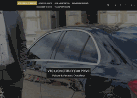 Lyon-chauffeur-prive.fr thumbnail