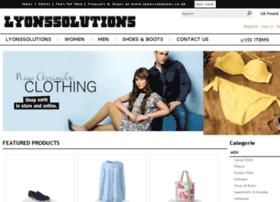 Lyonssolutions.co.uk thumbnail
