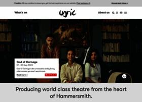Lyric.co.uk thumbnail