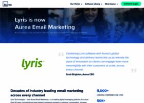 Lyris.com thumbnail