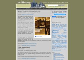 M-bike.org thumbnail