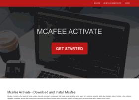 M-cafee.com thumbnail