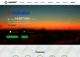 M-indicator.mobond.com thumbnail