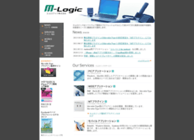 M-logic.co.jp thumbnail