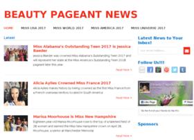 M.beautypageantnews.com thumbnail