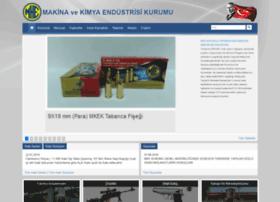 M.mkek.gov.tr thumbnail