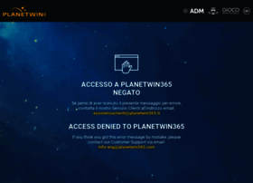 M Planetwin365