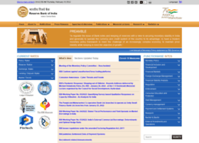 M.rbi.org.in thumbnail