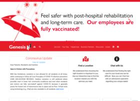 Access Genesis Healthcare At Website Informer