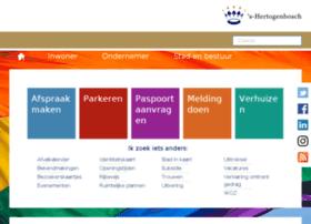 Maasdonk.nl thumbnail