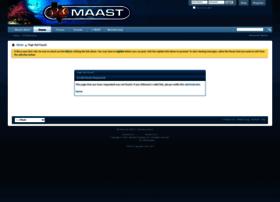 Maast.org thumbnail