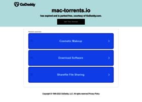 Mac os apps torrent download