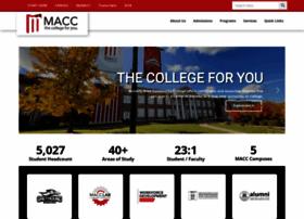 Macc.edu thumbnail