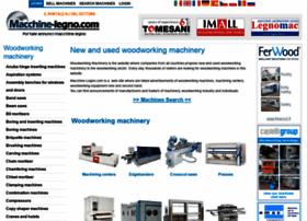 Macchine-legno.com thumbnail