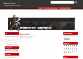 Macetegames.com.br thumbnail